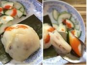 Ẩm thực - Bánh giò nhân thịt nóng hổi, siêu ngon cho bữa sáng