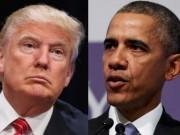 """Thế giới - Trump nổi giận, chỉ trích Obama là """"kẻ ngáng đường"""""""