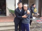 An ninh Xã hội - Cuộc gặp xúc động giữa tử tù Hàn Đức Long và ông Nguyễn Thanh Chấn