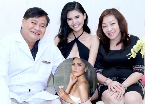 """Á hậu Kim Nguyên """"lột xác"""" sau khi phẫu thuật sửa mũi - 5"""