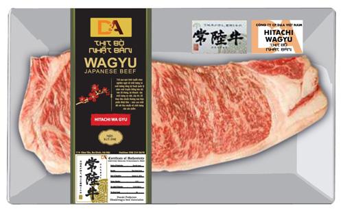 Thịt bò Hitachi được phân phối chính thức tại Việt Nam - 3