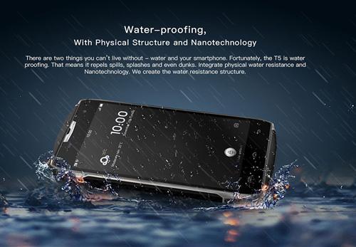 DCO T5 chống nước, chống vỡ màn hình, cấu hình cao - 3