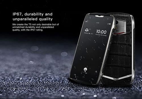 DCO T5 chống nước, chống vỡ màn hình, cấu hình cao - 1
