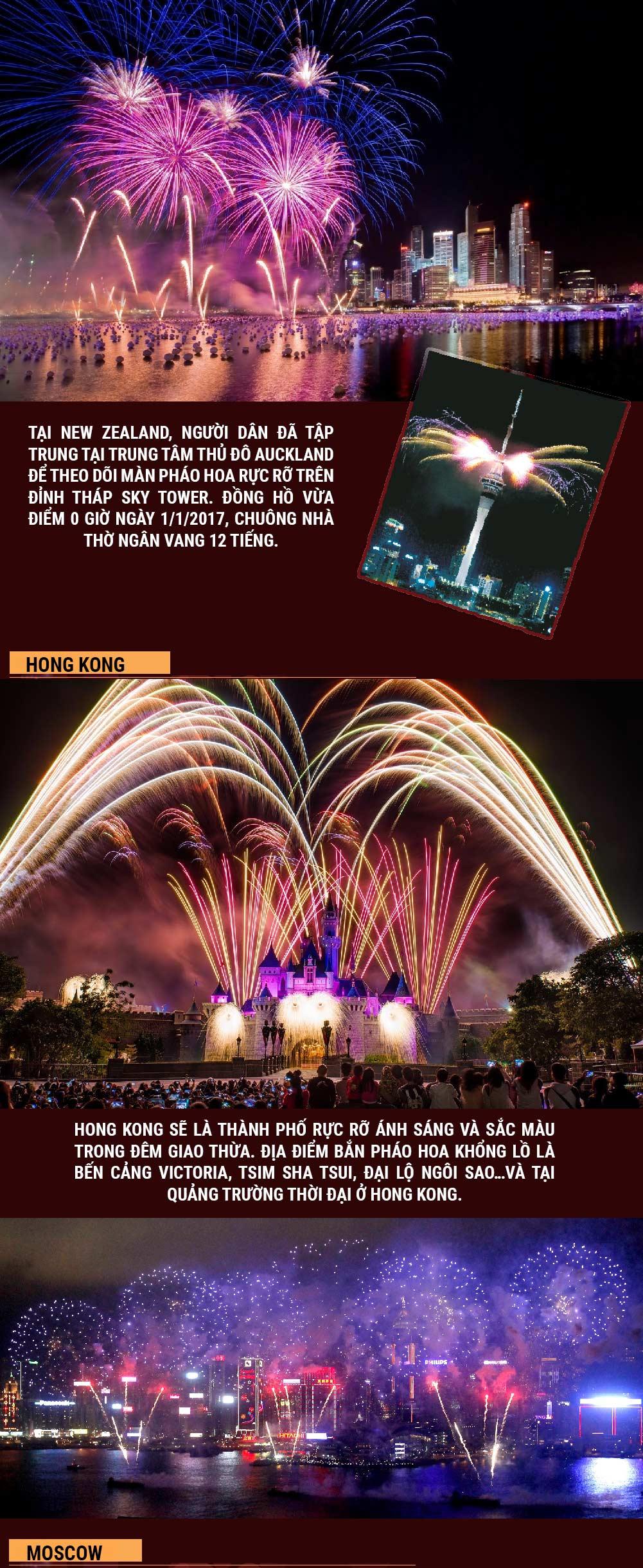 """10 """"đại tiệc"""" pháo hoa hoành tráng nhất thế giới - 3"""