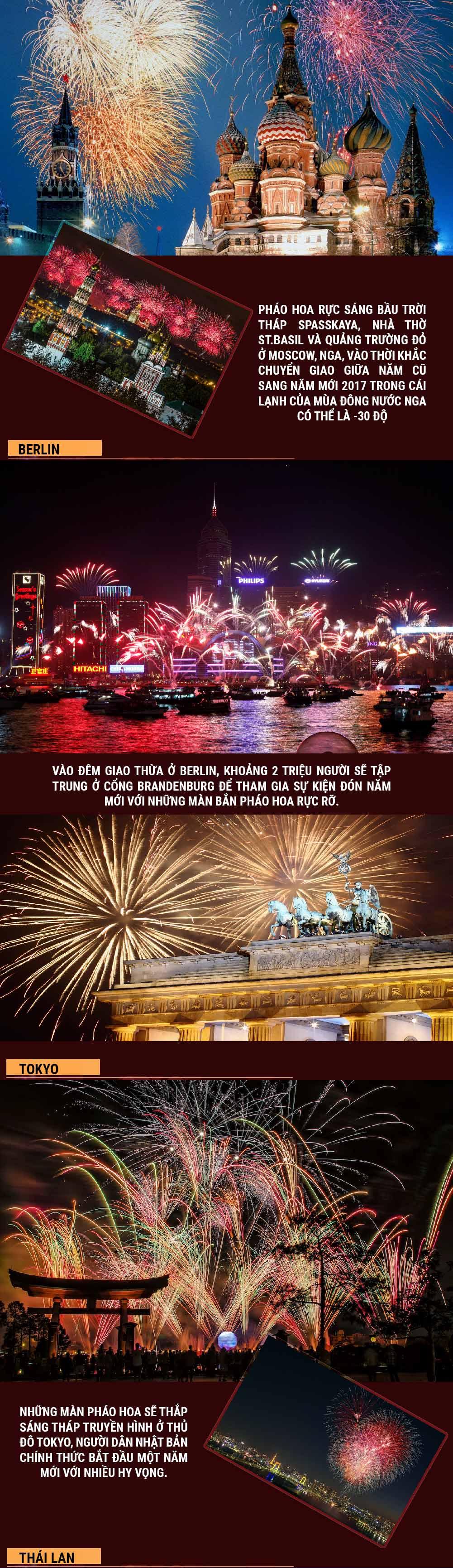 """10 """"đại tiệc"""" pháo hoa hoành tráng nhất thế giới - 4"""