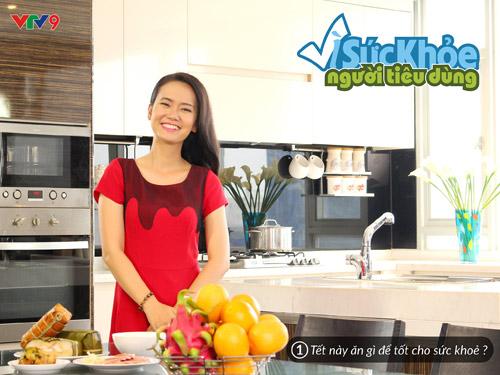 """""""Vì sức khỏe người tiêu dùng"""" lên sóng trên kênh VTV9 - 2"""