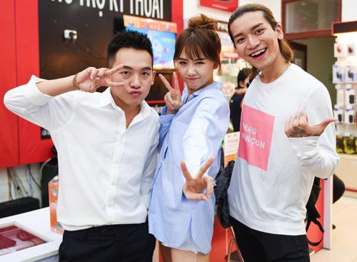 Hà Hồ đóng phim hài Tết cùng vợ Trấn Thành - 5