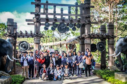 Trải nghiệm lễ hội văn hóa các dân tộc Tây Nguyên tại Đà Lạt - 1