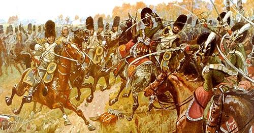 Đội cận vệ trung thành tuyệt đối đến chết của Napoleon - 1