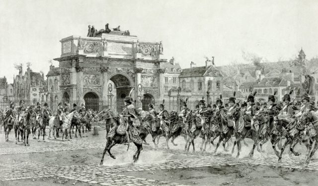 Đội cận vệ trung thành tuyệt đối đến chết của Napoleon - 3