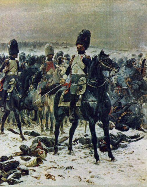 Đội cận vệ trung thành tuyệt đối đến chết của Napoleon - 4