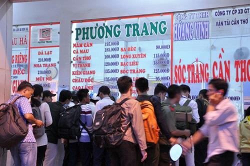 Người dân đổ về quê ăn Tết, Sài Gòn bất ngờ không kẹt xe - 10