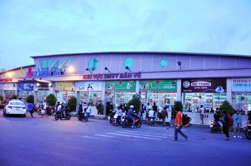 Người dân đổ về quê ăn Tết, Sài Gòn bất ngờ không kẹt xe - 9