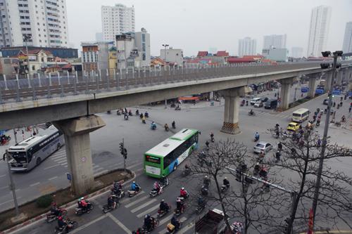 Toàn cảnh ma trận giao thông nơi xe buýt nhanh đi qua - 5