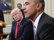 Thế giới - Obama mạnh tay trừng phạt Nga, đẩy Trump vào thế khó