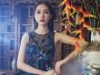 Đặng Thu Thảo đẹp mê hoặc với váy xuân xuyên thấu
