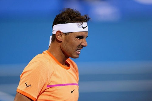 """Nadal – Raonic: Bóng dáng """"Nhà Vua"""" (BK Mubadala World Tennis Championships) - 1"""
