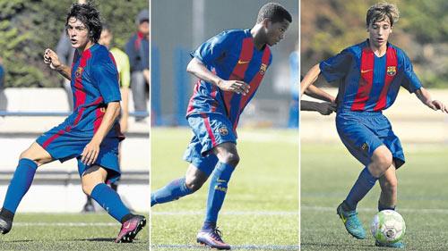 """Bị Pep-Man City """"cướp giật"""", Barca khó tìm """"Messi mới"""" - 2"""