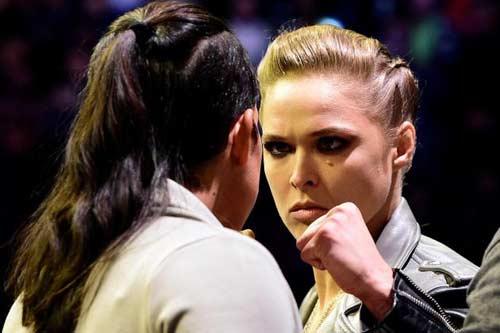 Chi tiết Ronda Rousey - Amanda Nunes: Tấn công vũ bão (KT) - 11
