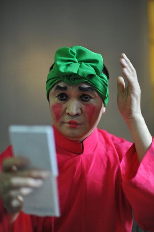 NSƯT Xuân Hinh sẽ tham gia Táo quân 2017? - 1