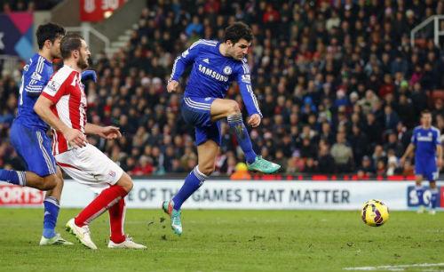 Chelsea – Stoke City: Thiết lập kỷ lục mới - 1
