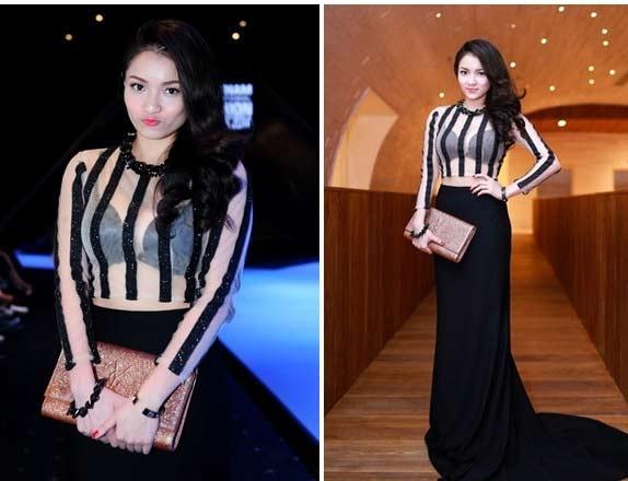 4 kiểu mặc táo bạo nhất năm qua của mỹ nữ Việt - 11