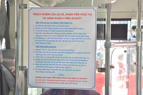 Chủ tịch Hà Nội trải nghiệm buýt nhanh ngày khai trương - 9