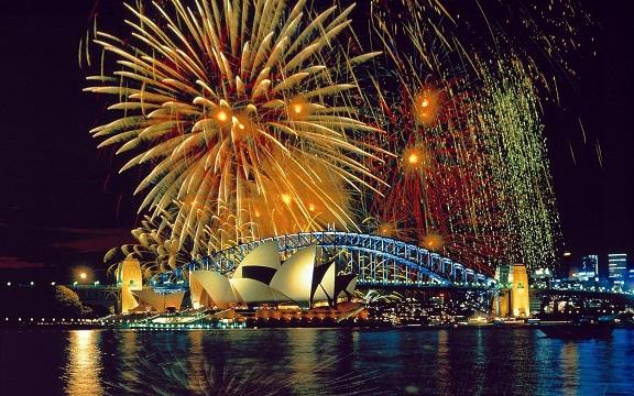 Những nơi đón năm mới 2017 đầu tiên trên thế giới - 3