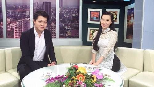 """Nhiều hot girl """"thua"""" nhan sắc vợ mới cưới của MC Trần Ngọc - 2"""
