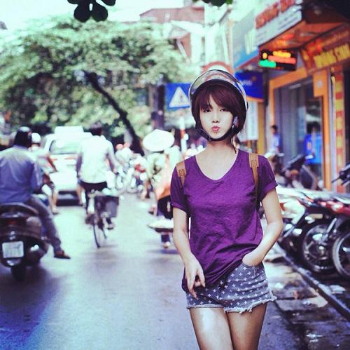 """Nhiều hot girl """"thua"""" nhan sắc vợ mới cưới của MC Trần Ngọc - 8"""