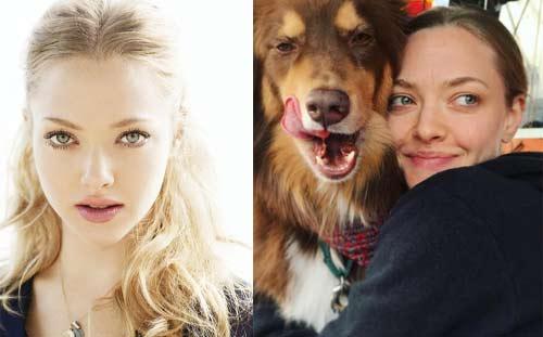 Bất ngờ với mặt mộc tuyệt xinh của các mỹ nữ Hollywood - 1