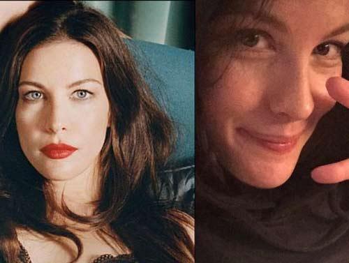 Bất ngờ với mặt mộc tuyệt xinh của các mỹ nữ Hollywood - 2