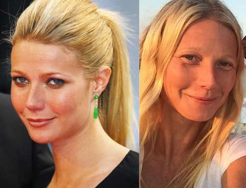 Bất ngờ với mặt mộc tuyệt xinh của các mỹ nữ Hollywood - 8