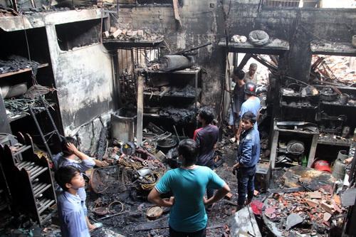 Xót xa nhìn lại những vụ cháy kinh hoàng trong năm 2016 - 7