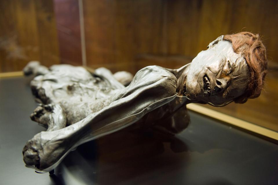 Bí ẩn loạt xác ướp 2.000 năm vẫn nguyên da và nội tạng - 2