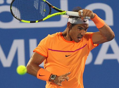 Nadal – Goffin: Đẳng cấp lên tiếng (CK Mubadala World Tennis Championships) - 1