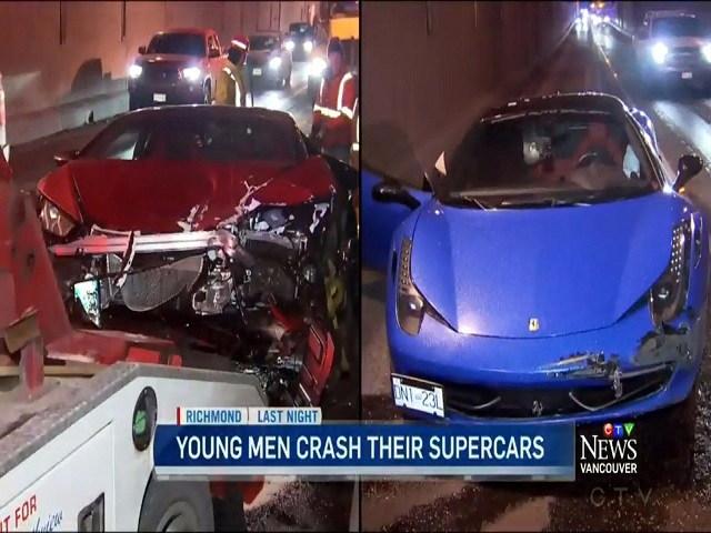 Có nên để những người mới tập lái điều khiển những siêu xe? - 1