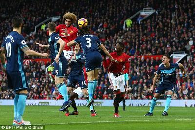 Chi tiết MU – Middlesbrough: Bùng nổ 2 bàn thắng (KT) - 3