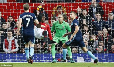 Chi tiết MU – Middlesbrough: Bùng nổ 2 bàn thắng (KT) - 4