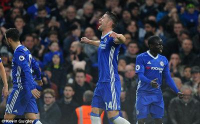 Chi tiết Chelsea - Stoke: Dập tắt hy vọng (KT) - 5