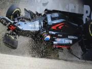 Thể thao - F1 2016 sóng gió: Tai nạn hãi hùng, trò hề thử nghiệm