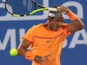 Nadal – Goffin: Đẳng cấp lên tiếng (CK Mubadala World Tennis Championships)