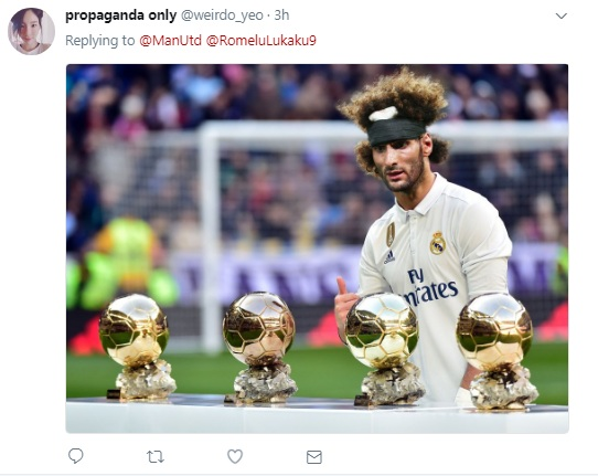 MU hủy diệt Crystal Palace: Triệu fan ngó lơ Lukaku, ví Fellaini với Zidane, Pele - 7