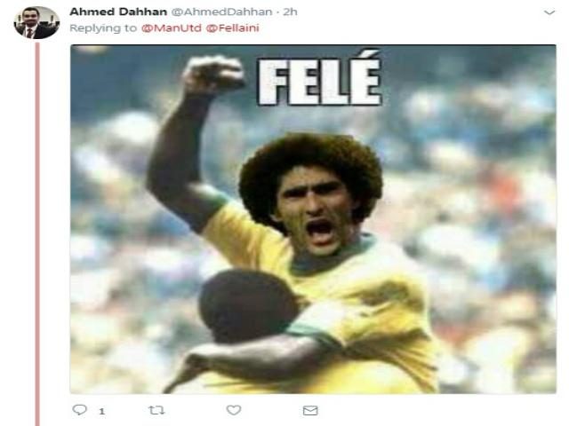 MU hủy diệt Crystal Palace: Triệu fan ngó lơ Lukaku, ví Fellaini với Zidane, Pele