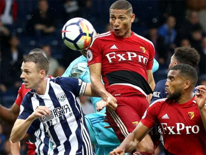 West Brom - Watford: Anh hùng giải cứu phút 90+5 - 1