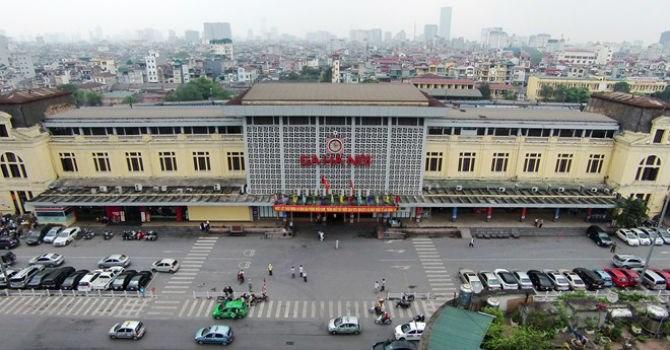 Quy hoạch ga Hà Nội thành khu cao ốc sẽ ảnh hưởng rất mạnh tới quận Hoàn Kiếm - 1