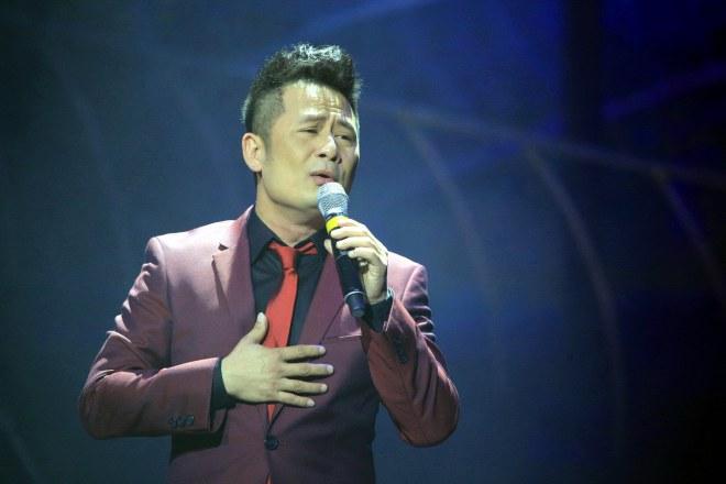 """MC Kỳ Duyên """"dê"""" Quang Dũng bằng thơ trên sân khấu - 13"""