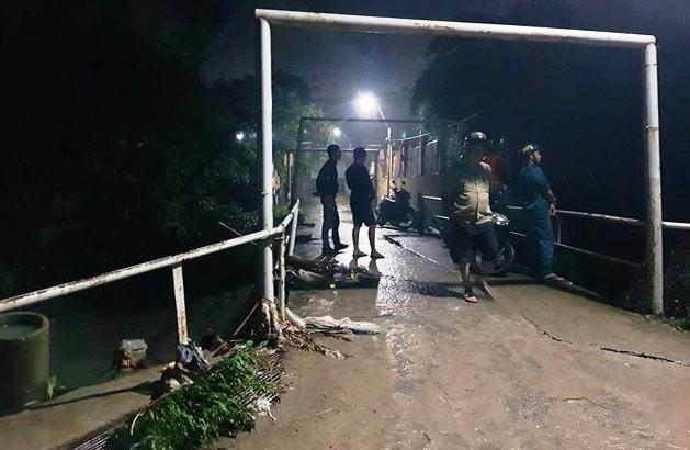Thi thể thanh niên bị nước cuốn ở Đồng Nai trôi cách hiện trường 6km - 1