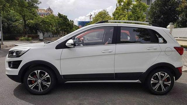 BAIC V2: SUV Trung Quốc giá 468 triệu đồng - 2