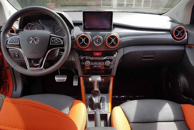BAIC V2: SUV Trung Quốc giá 468 triệu đồng - 5